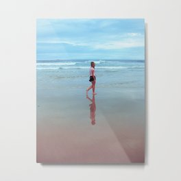 Beautiful Reflection Metal Print