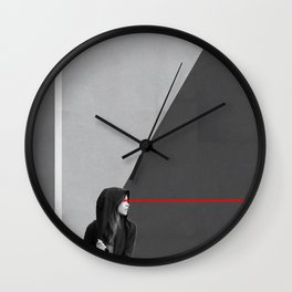 see things from a different perspective Wall Clock