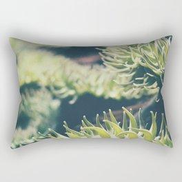 Get Wiggly Rectangular Pillow