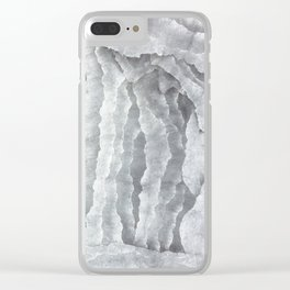 A Cave of Mirrors Clear iPhone Case