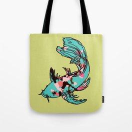 AriZona Butterfly Koi Tote Bag