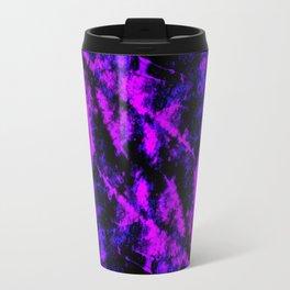 ultraviolet grunge Travel Mug
