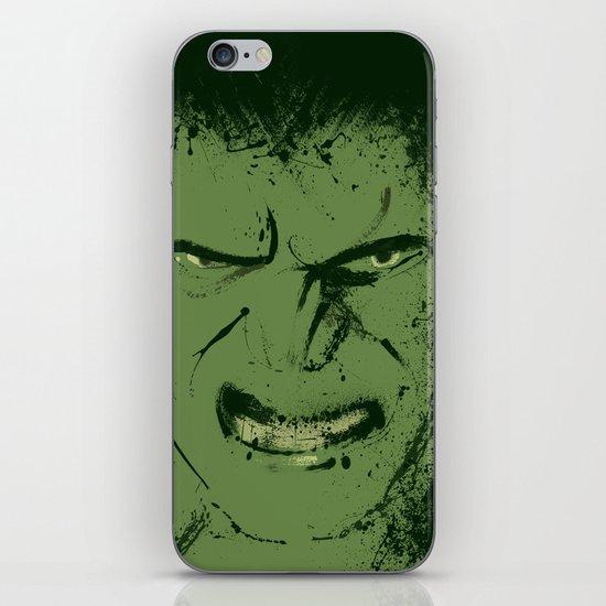 Incredible iPhone & iPod Skin