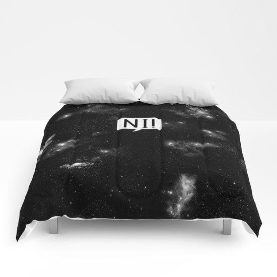 The Night Who Says Ni Comforters