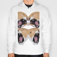 simba Hoodies featuring Young Simba by Original Bliss