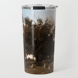 The Sky is Upon Us Travel Mug