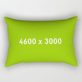 3000x2400 Placeholder Image Artwork (Ebay Green) Rectangular Pillow
