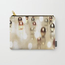 Glitter Carry-All Pouch
