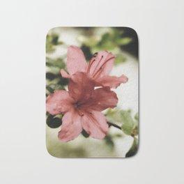 SOFT PINK FLOWER #1 - Azaleas Bath Mat