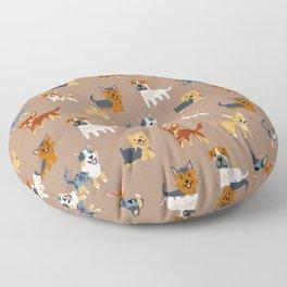 AUSSIE DOGS Floor Pillow