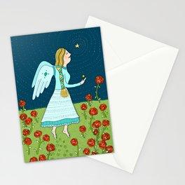 Angel Rose Stationery Cards