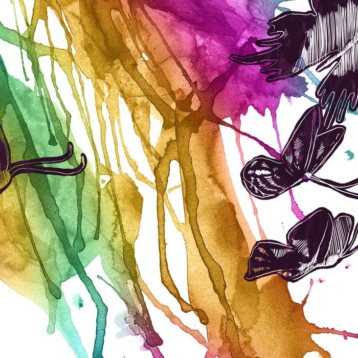 Follow the Colors Leggings