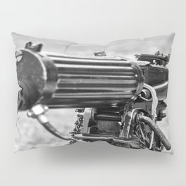 Vickers Machine Gun Pillow Sham