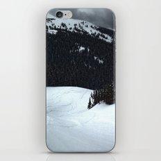 Loveland Pass iPhone & iPod Skin