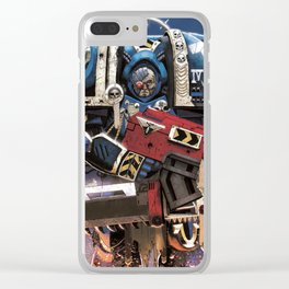 Legions of the Emperor Clear iPhone Case