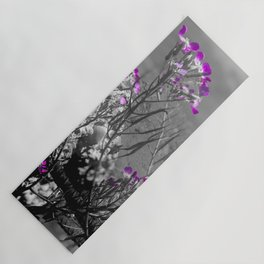 Abstract Floral Dreams Yoga Mat