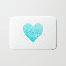AQUA HEART Bath Mat