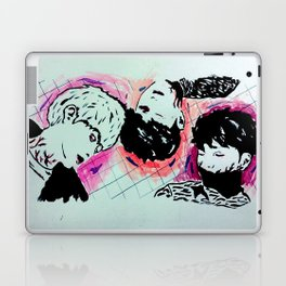 Blooming Infection Laptop & iPad Skin
