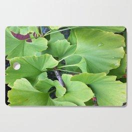 Ginkgo Leaves Cutting Board
