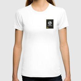 Death Star Poster T-shirt