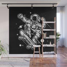 skate-space-t-shirt Wall Mural