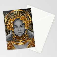 -Queen B- Stationery Cards