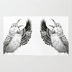 Tui Bird Rug