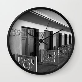 Deauville 1 Wall Clock