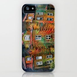 Das lebende Haus  iPhone Case
