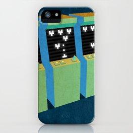 Arcade dream iPhone Case