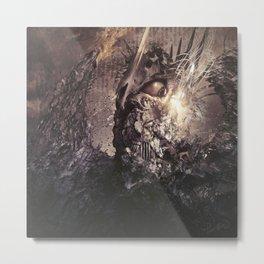 Bain Circus Metal Print