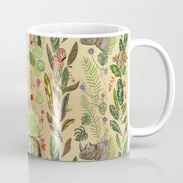 Jungle Totem Coffee Mug