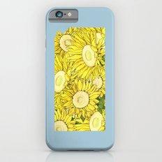 Kansas in Flowers Slim Case iPhone 6