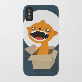 Bad Surprise iPhone Case