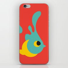 Delirio iPhone & iPod Skin