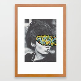 It's a ripoff. Framed Art Print