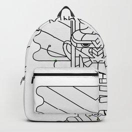 Herbal Soldier Backpack