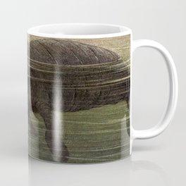 Vintage Manatee Painting (1909) Coffee Mug