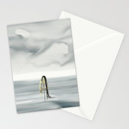 lakes of indifference Stationery Cards