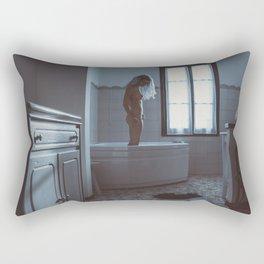 Tu m'as promis Rectangular Pillow