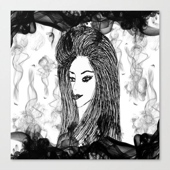 Woman | Daughter | Sister | Girlfriend | Companion Canvas Print