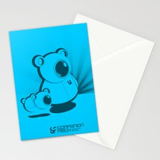 SF Companion Mech Stationery Cards