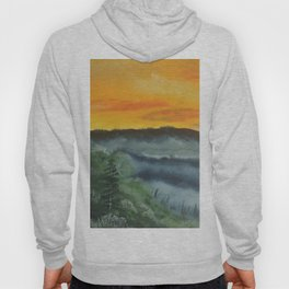 What lies beyond the valley Hoody