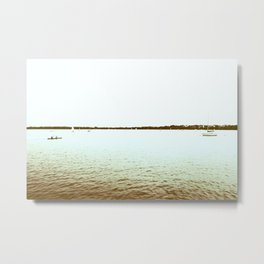 Minnesota: Lake Calhoun Metal Print