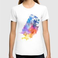 colour T-shirts featuring Sunny Leo   by Robert Farkas