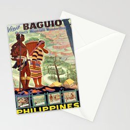Vintage poster - Philippines Stationery Cards