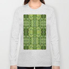 157 - spring plants design Long Sleeve T-shirt