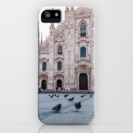 Milano in Pink iPhone Case