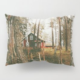 Scandi Landscape Pillow Sham