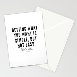 3 | Mel Robbins Quotes | 190802 Stationery Cards